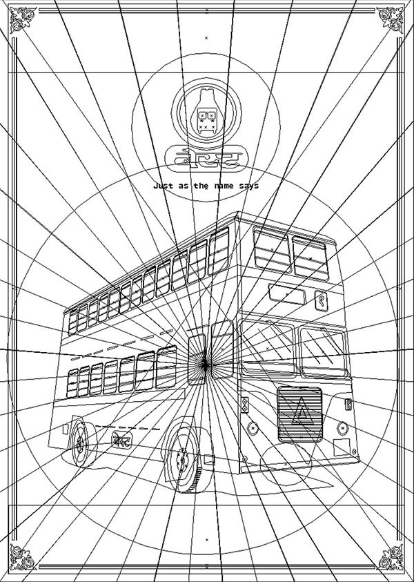 Rajesh sawant best bus wireframe