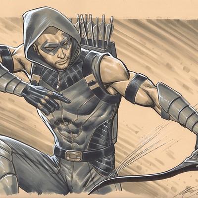 Marco santucci arrow 01