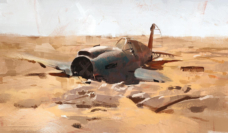 Grzegorz rutkowski plane study 1500