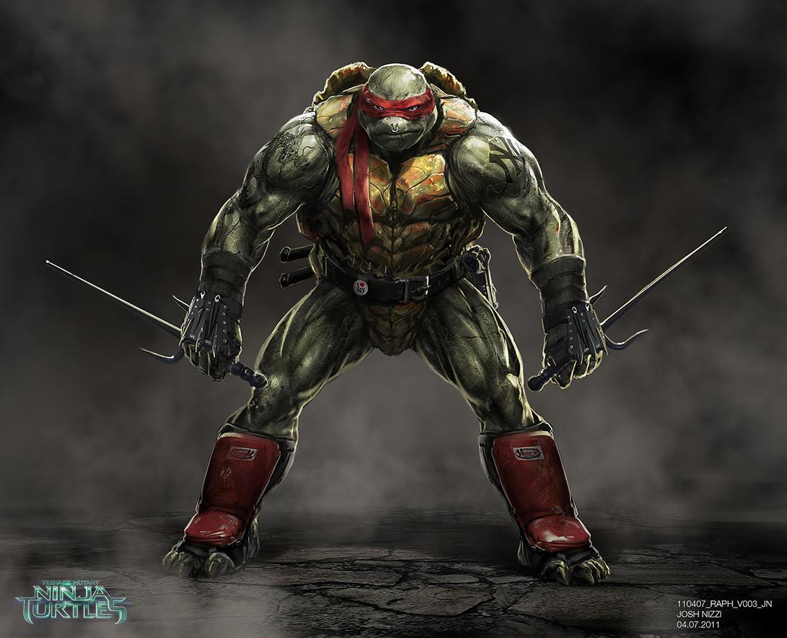 Artstation Teenage Mutant Ninja Turtles Fan Art Miguel Ucendo