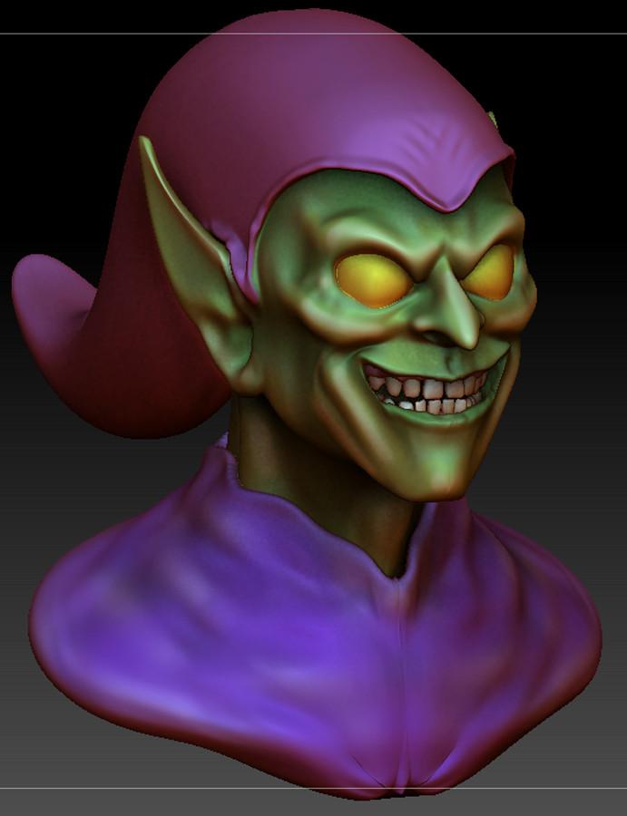 Josh simon classic goblin color