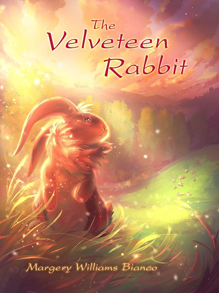 Iva vyhnankova velveteen rabbit cover 1500