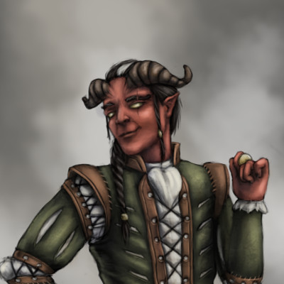 Christian hadfield dnd tiefling bard by christian hadfield2