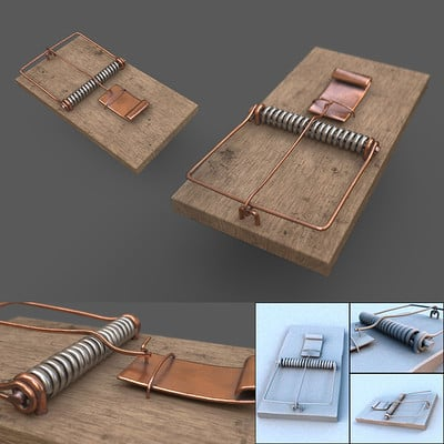 Ezra szigetti mousetrap