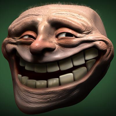 Wil hughes troll face