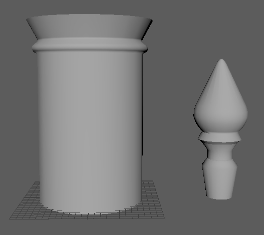 jar and bottle stopper blockout