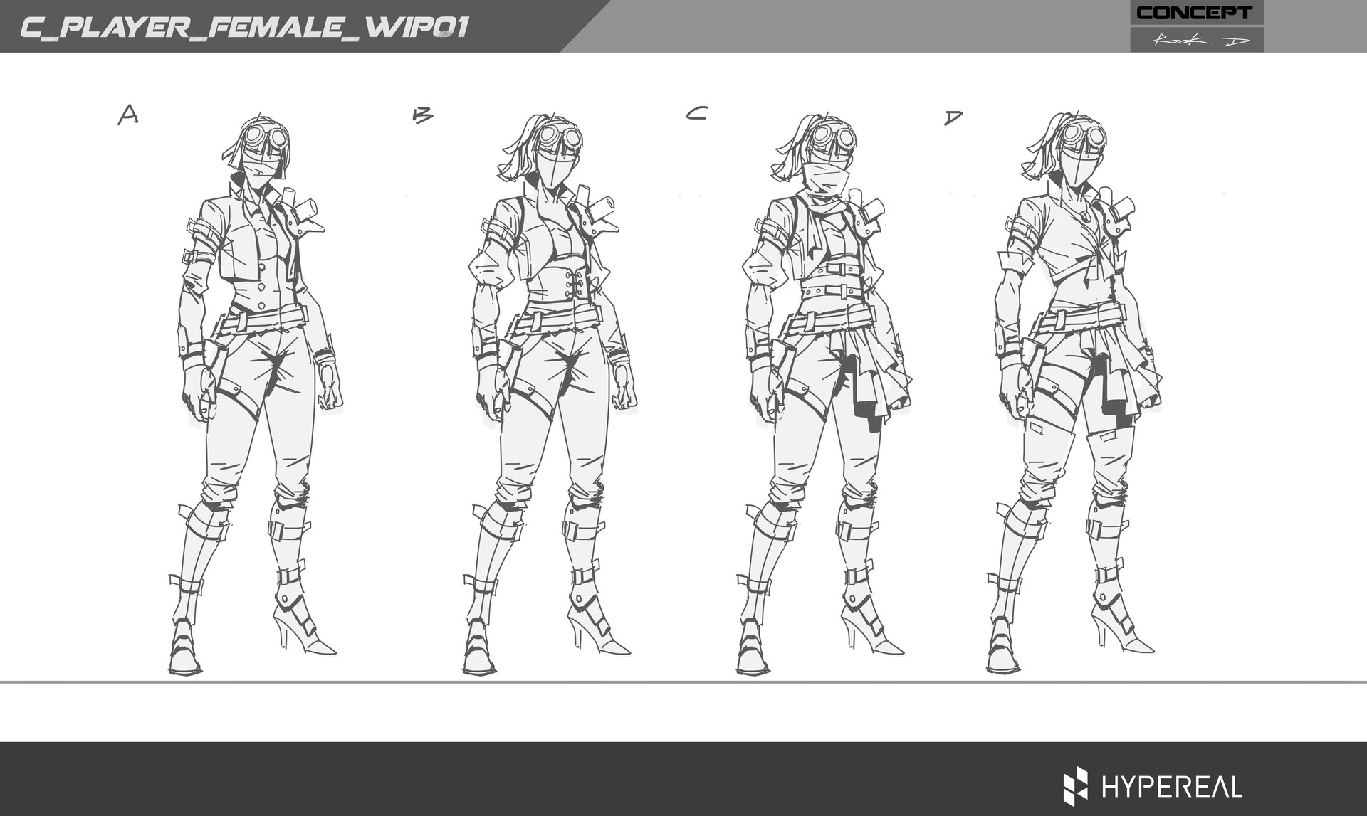 Rock d c player female wip01
