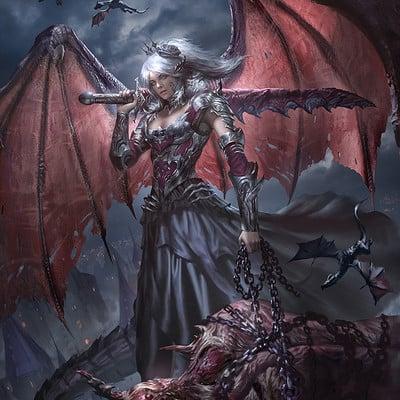 Billy christian dragon princess advanced final