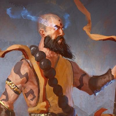 Sebastian horoszko 75 monk
