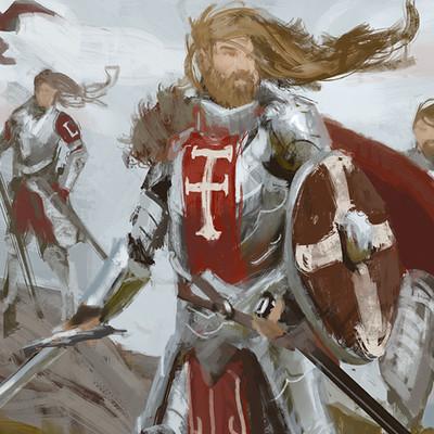 Sebastian horoszko 76 sir fabolous and knights of loreal