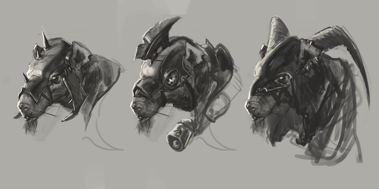 Skaven Sketches