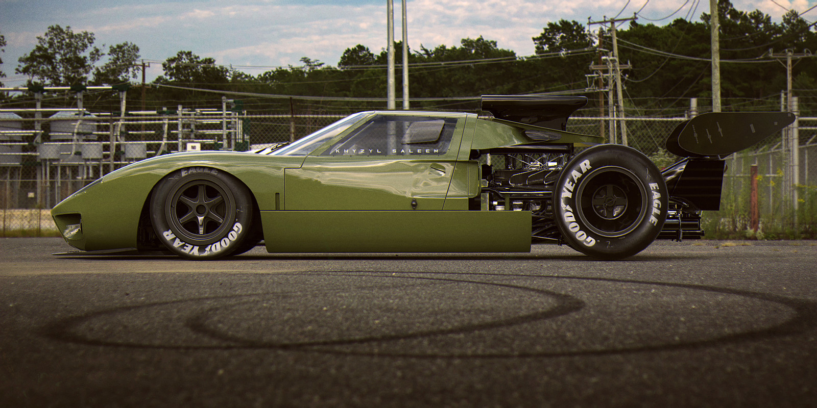 Ford GT472-D