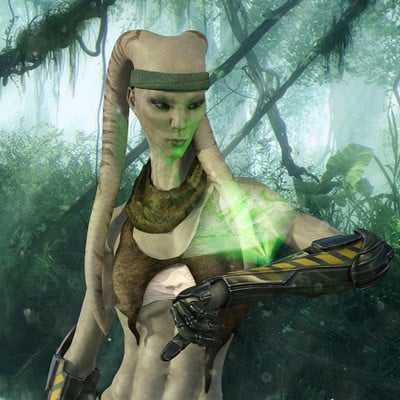 Paola giari alienhunter copia