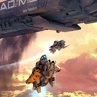 Isaac hannaford ih heavy lifter v001 planet bg