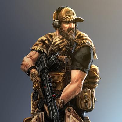 Benjamin widdowson soldier4b