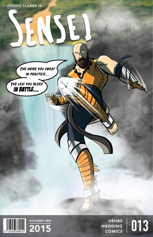Jeff vehrs comic 113