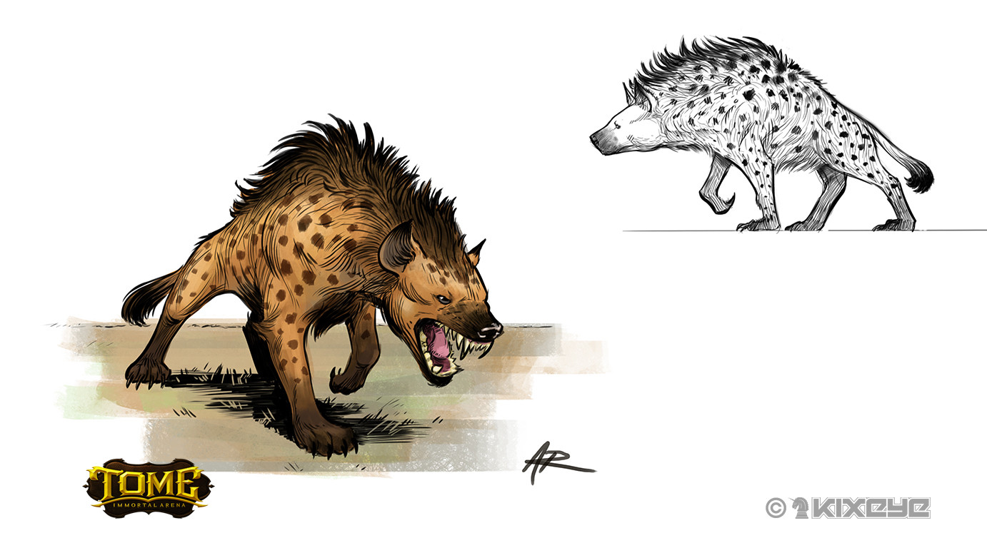 Anthony rivero hyena copy
