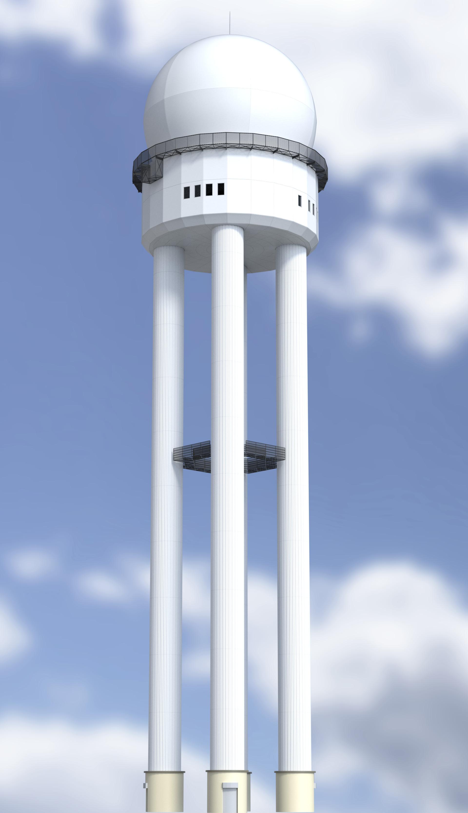 Radarturm 02.