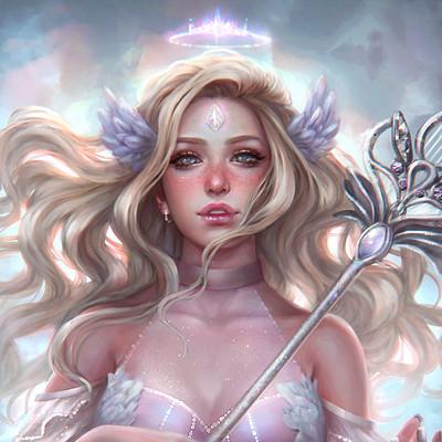 Abigail diaz celeste by serafleur