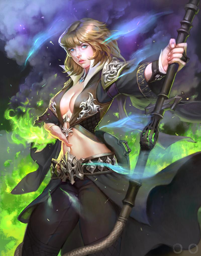 Joo battle sorcerer07