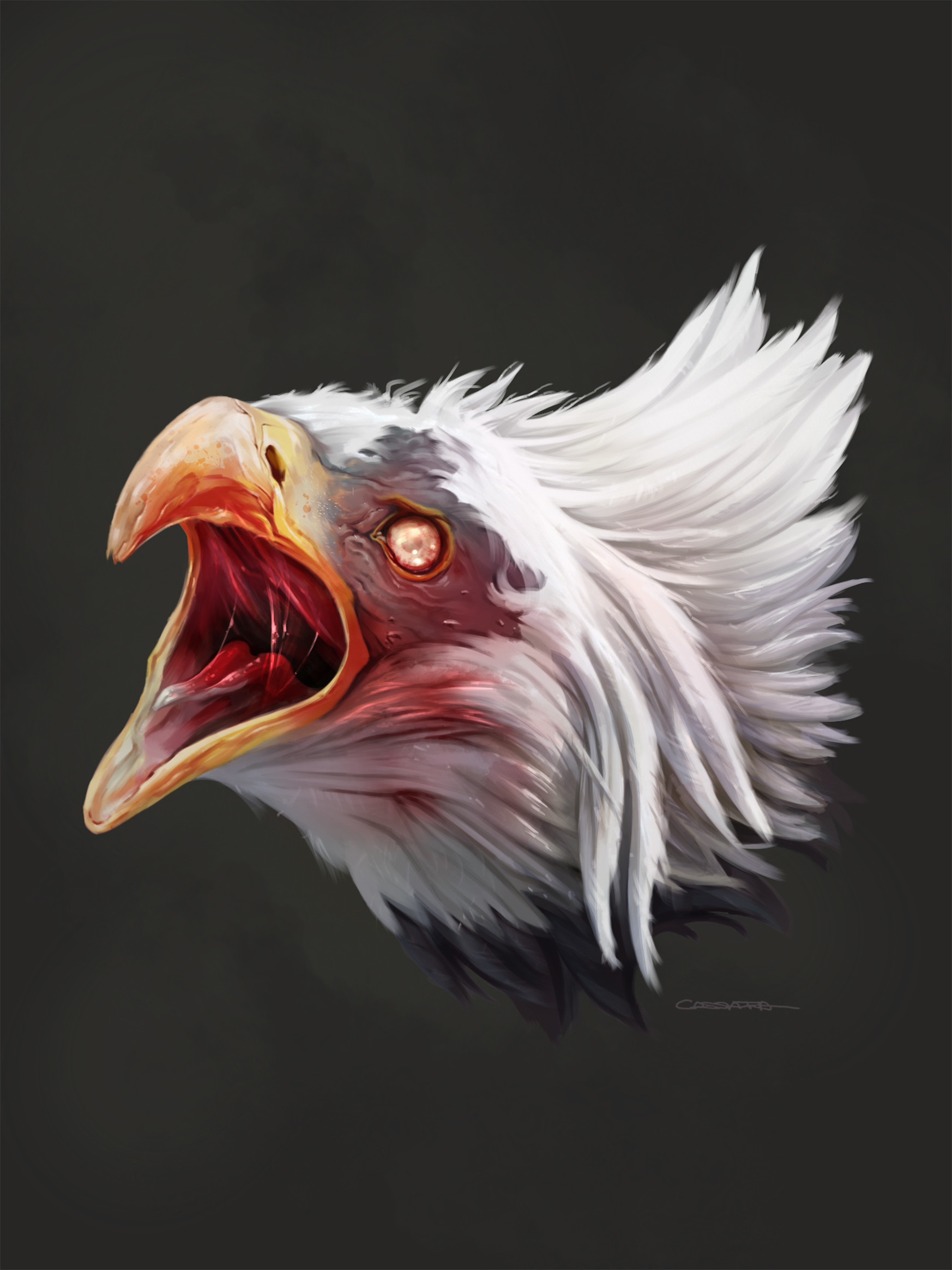 Gabriel cassata zomb eagle lowres