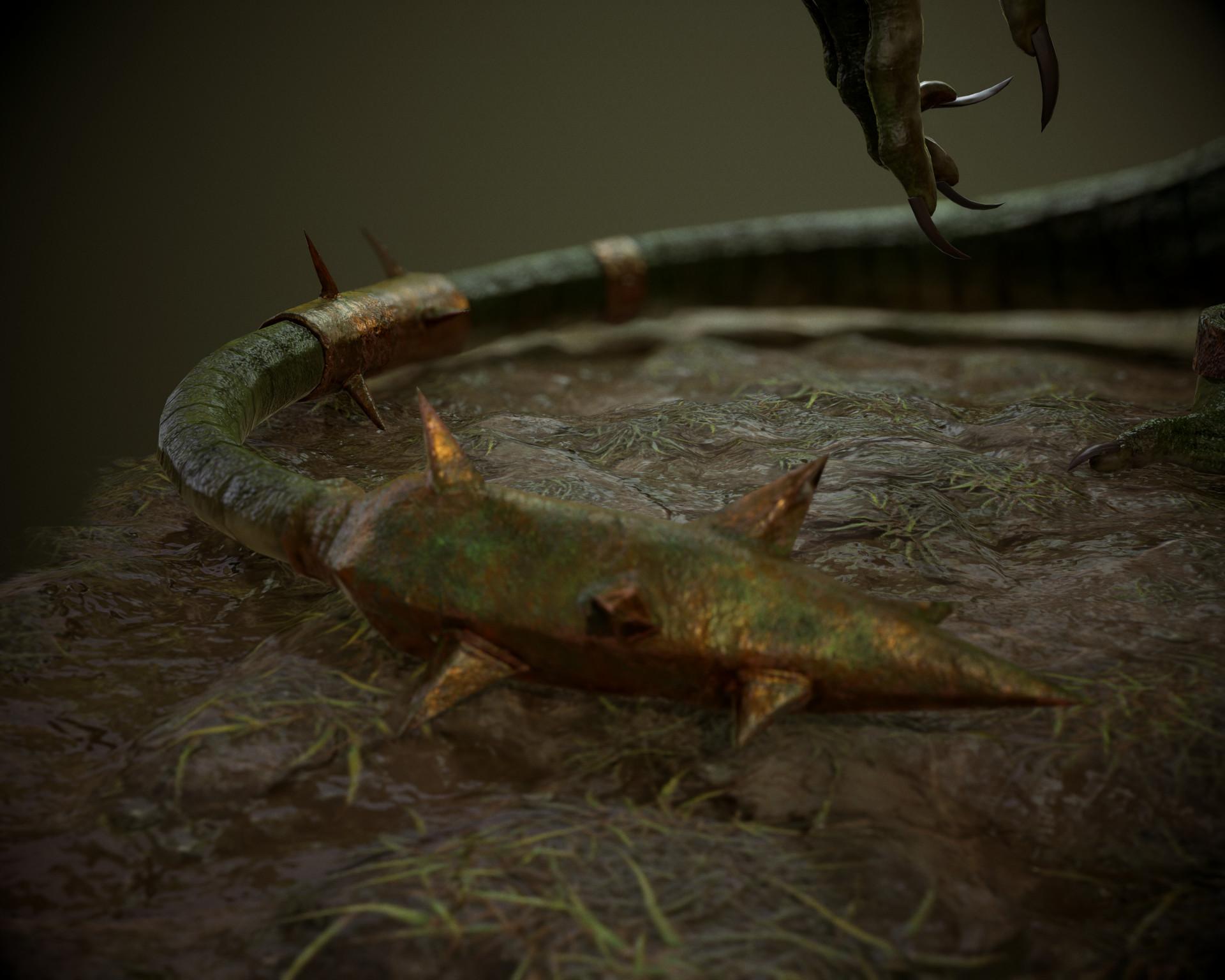 Danaos christopoulos swamp tail