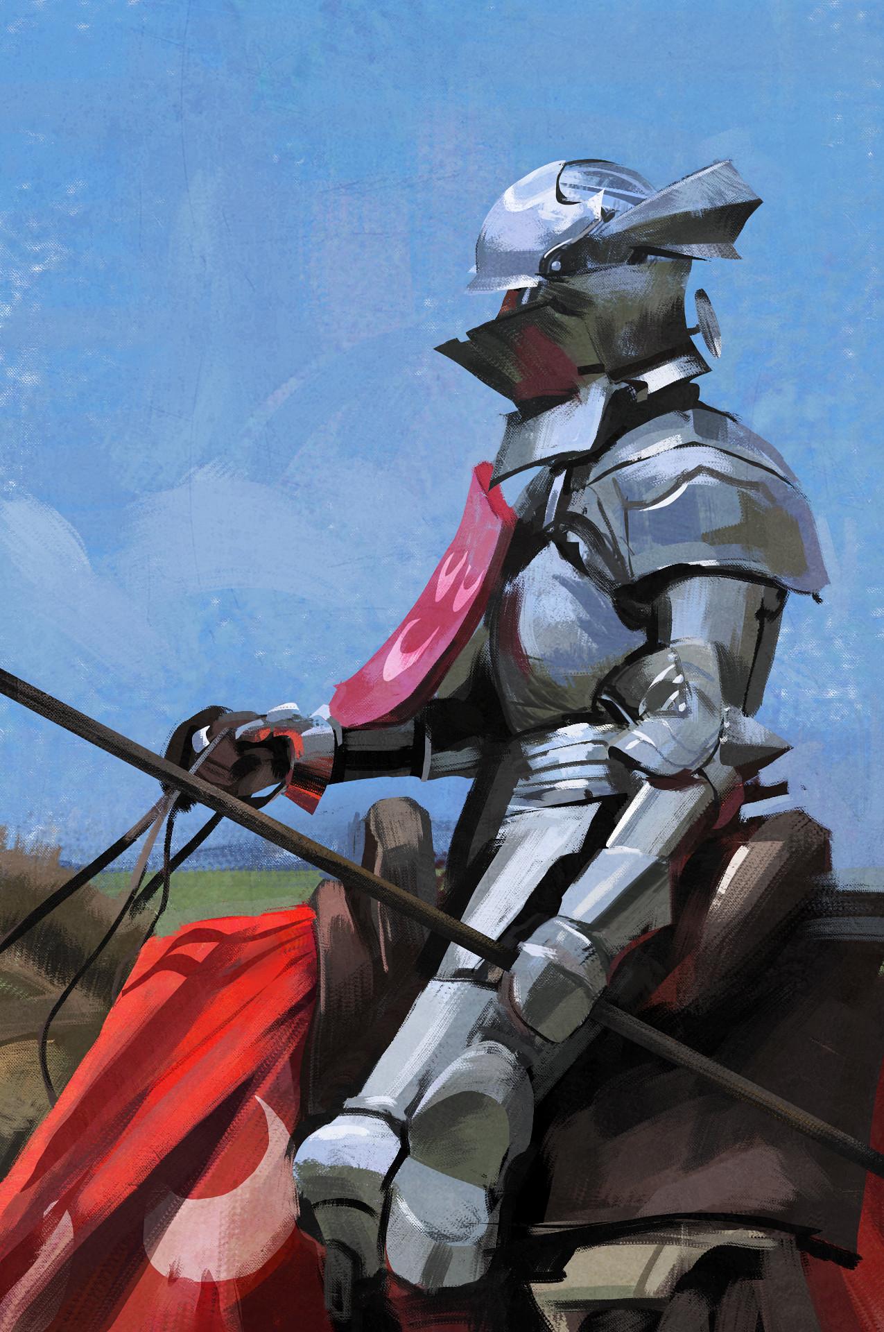 рыцари с картинки левитин идея для необычного