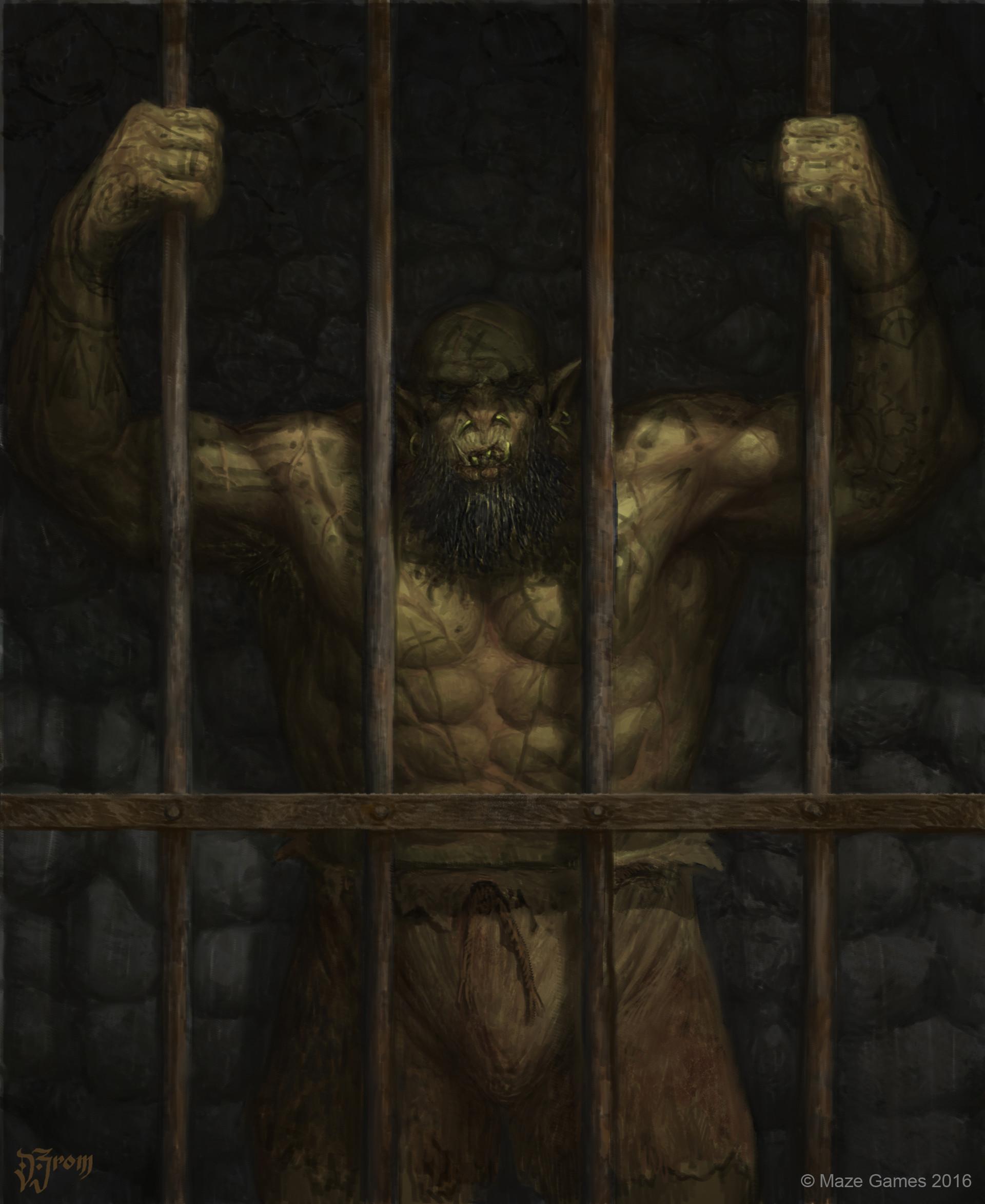 Daniel zrom danielzrom jailcolour
