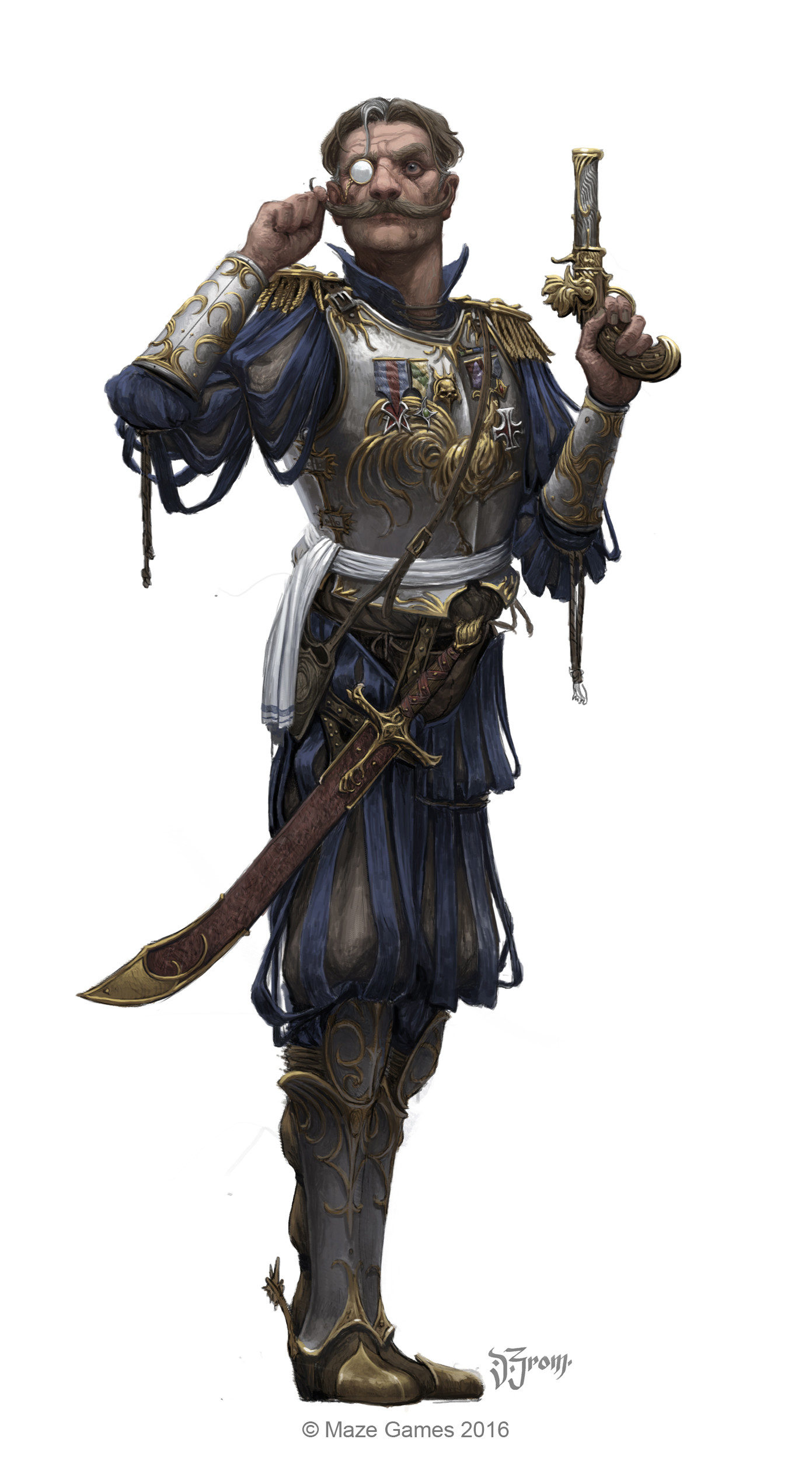 Daniel zrom danielzrom orcquest officier