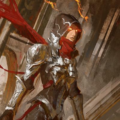 Sebastian horoszko 77 demon hunter