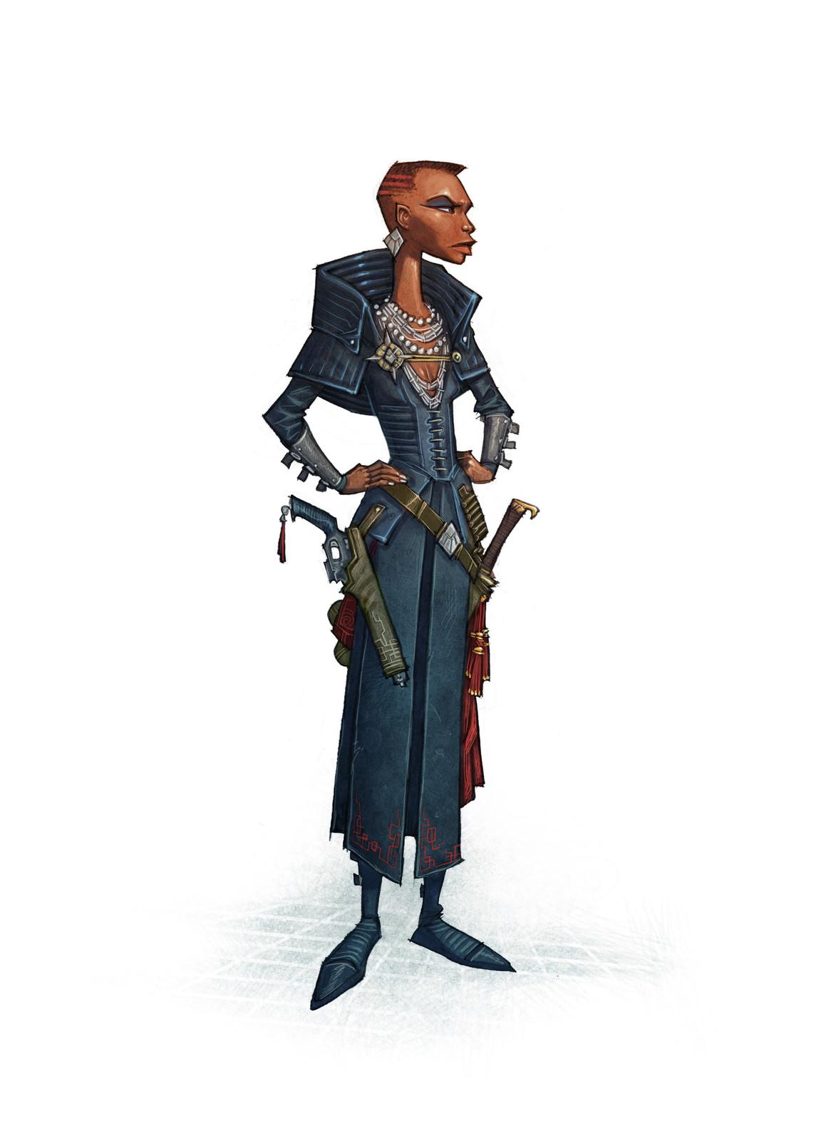 Rogue Stars - pirate