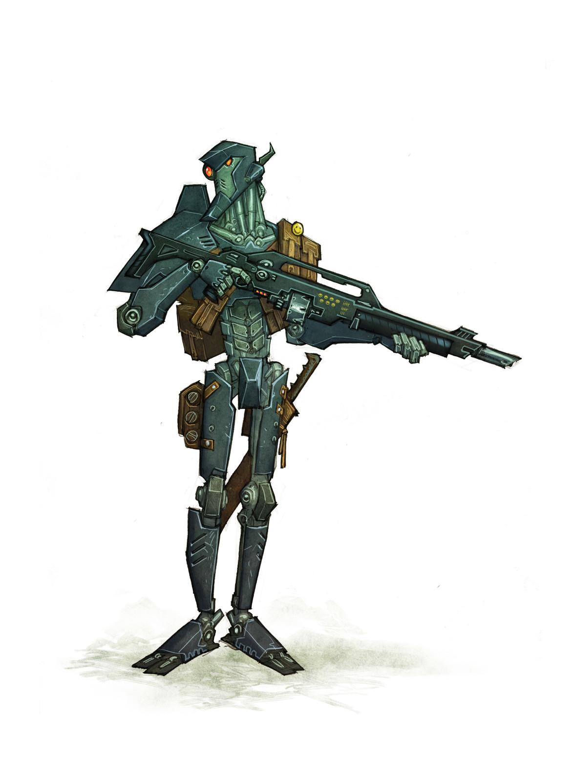 Rogue Stars - sniper