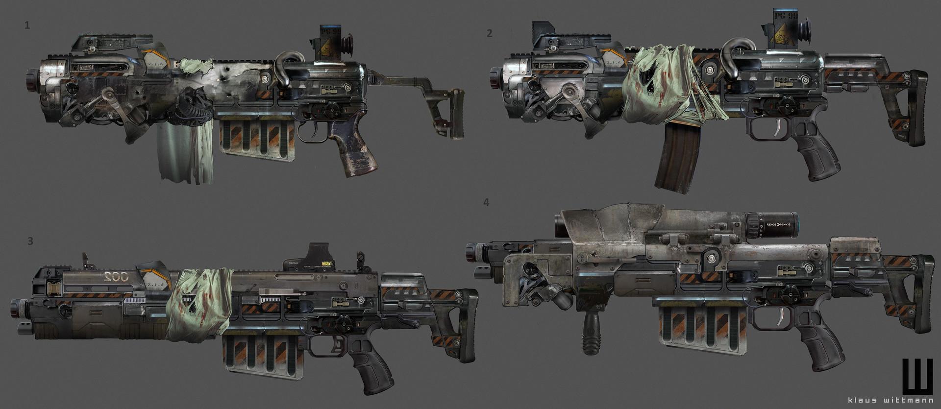 Klaus wittmann guns1