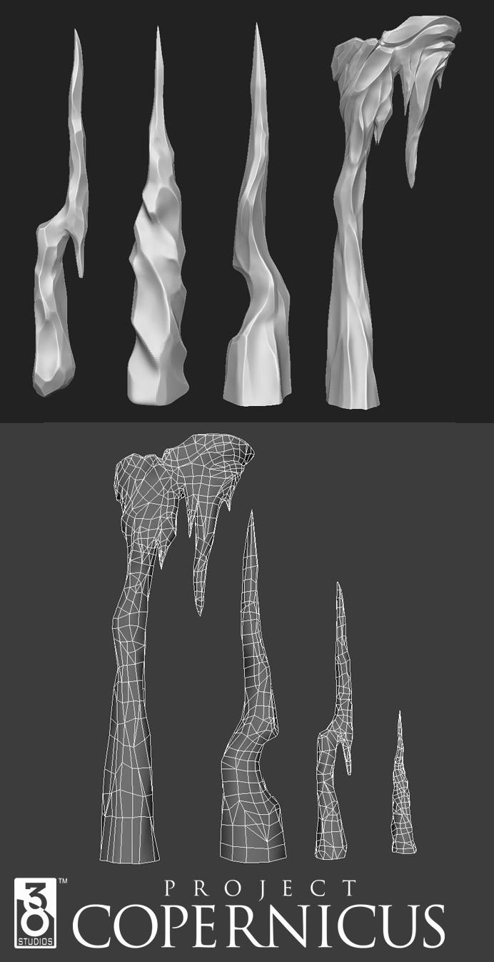 Brent ladue copernicus glen spires