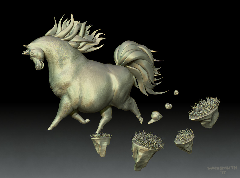 Dirk wachsmuth unicorn view 01 4web