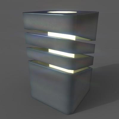 Matej chalachan lamp