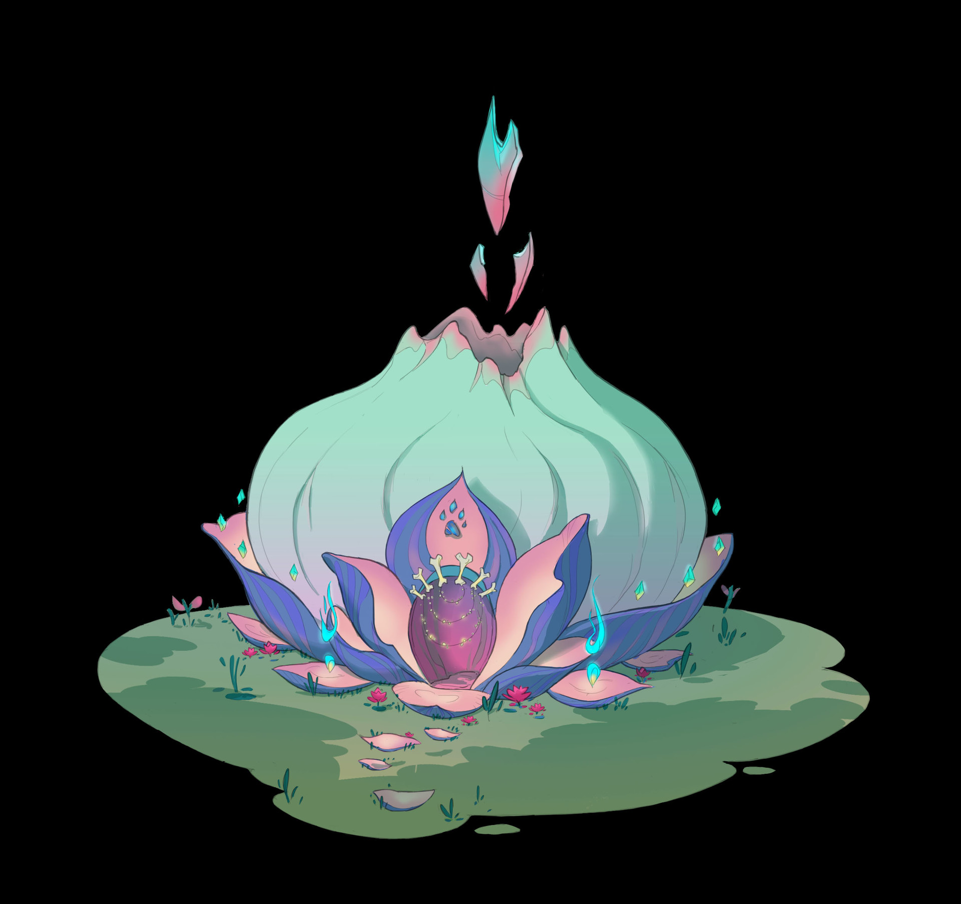 Iris tian exteriorshrine 02 08