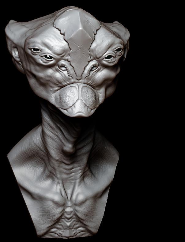 Teyon alexander alien