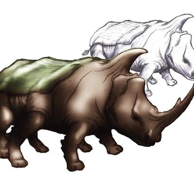Micah peterson rhino beetle