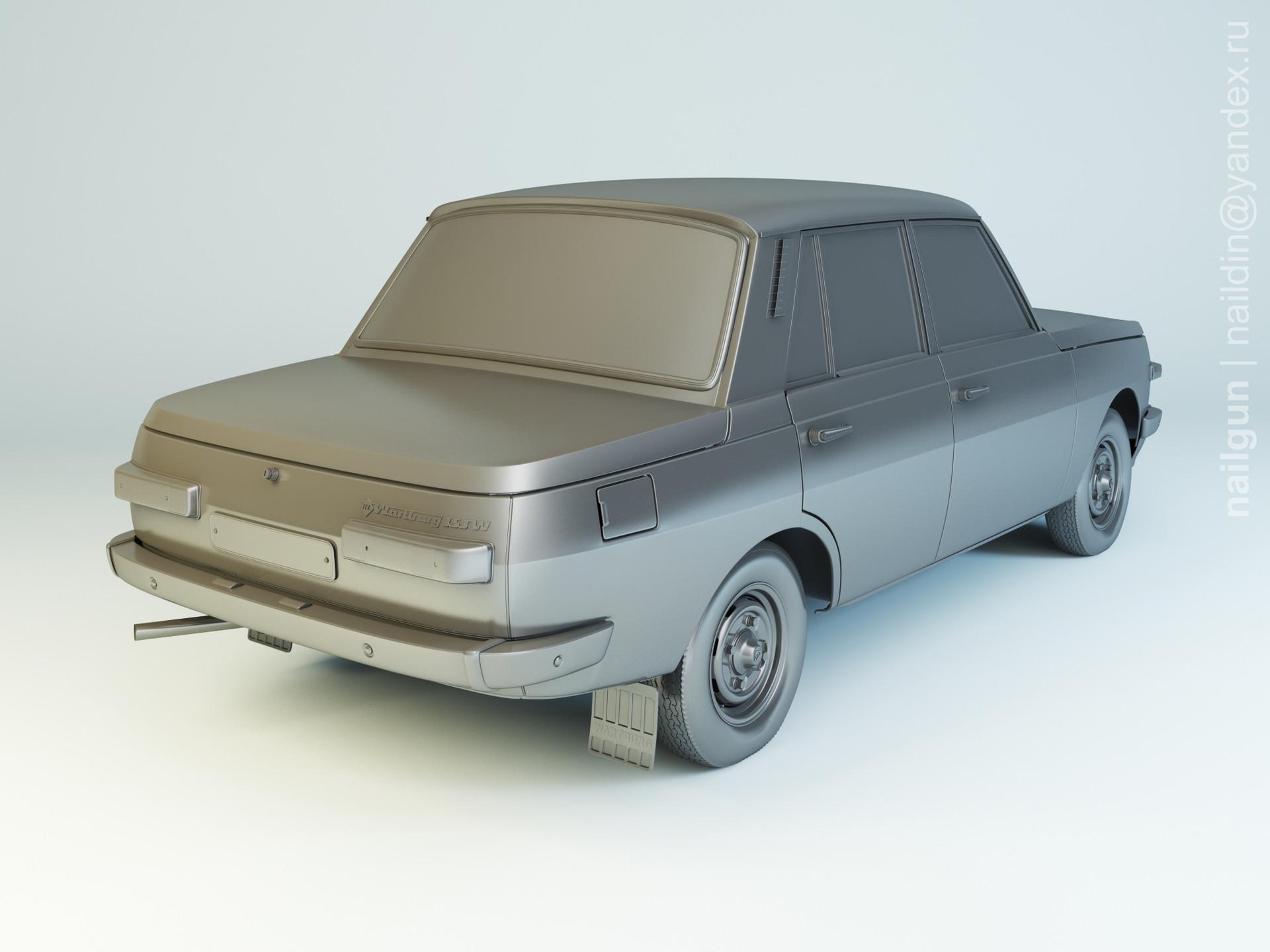 Nail khusnutdinov als 156 002 wartburg 353w modelling 1