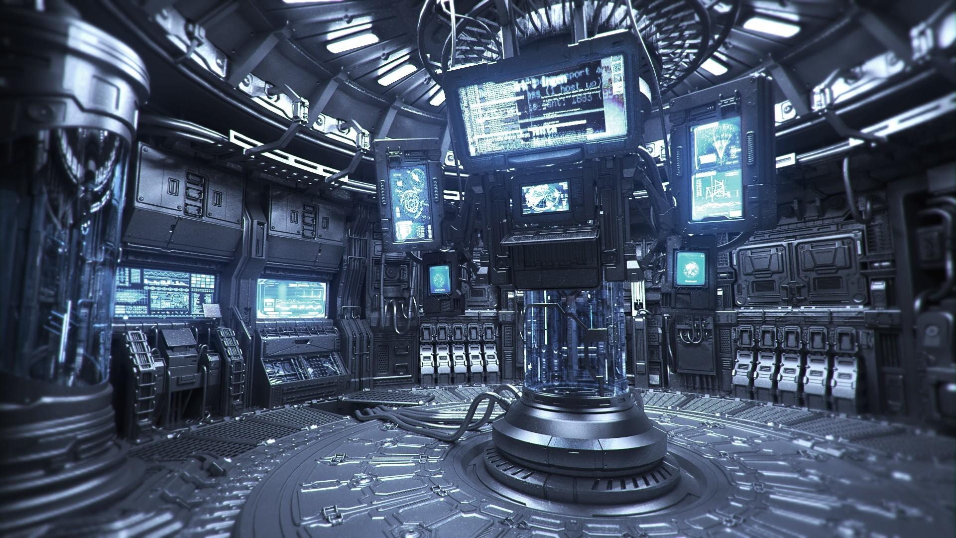stefan hamann scifi lab