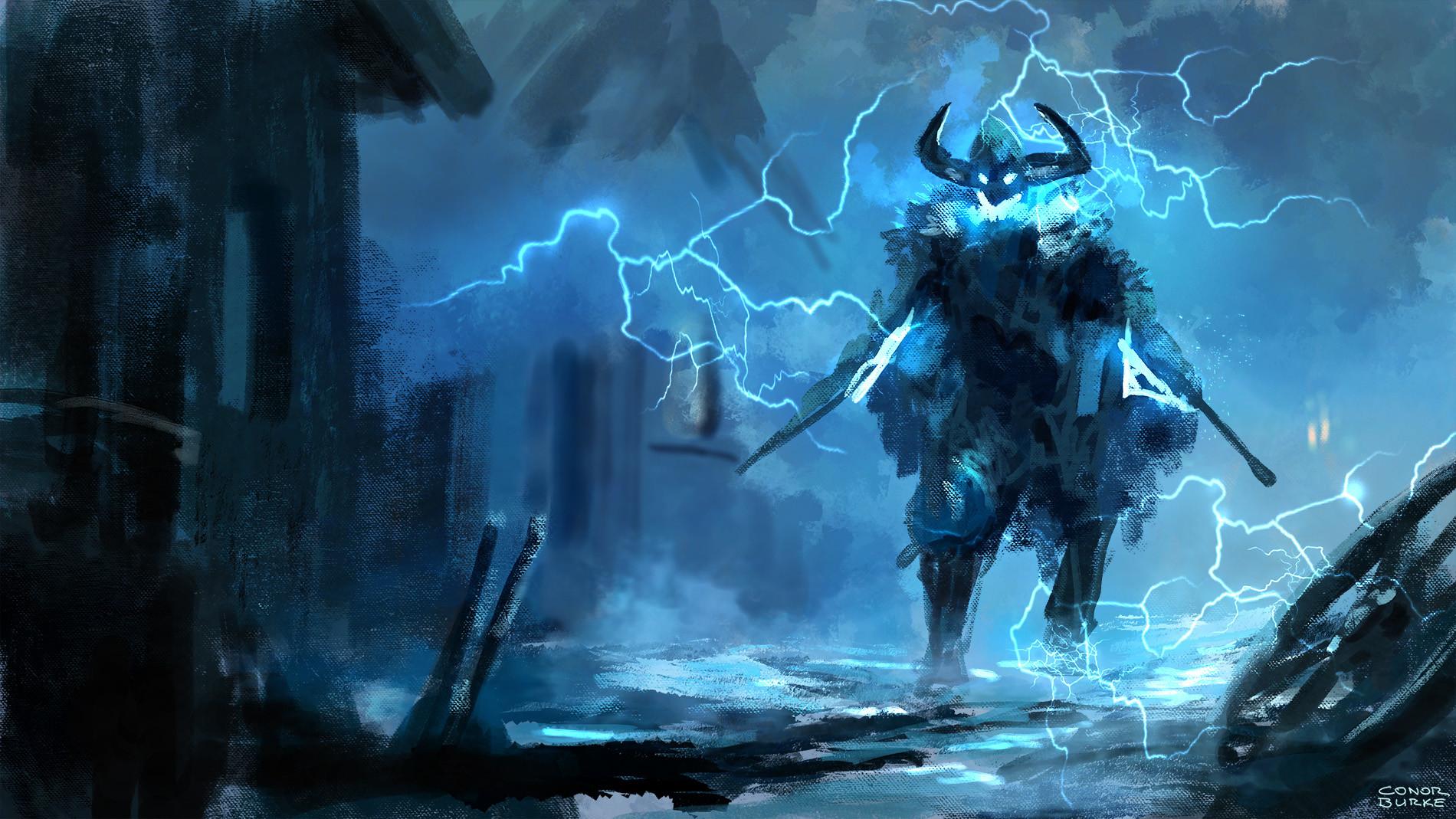 Conor burke thunderhex