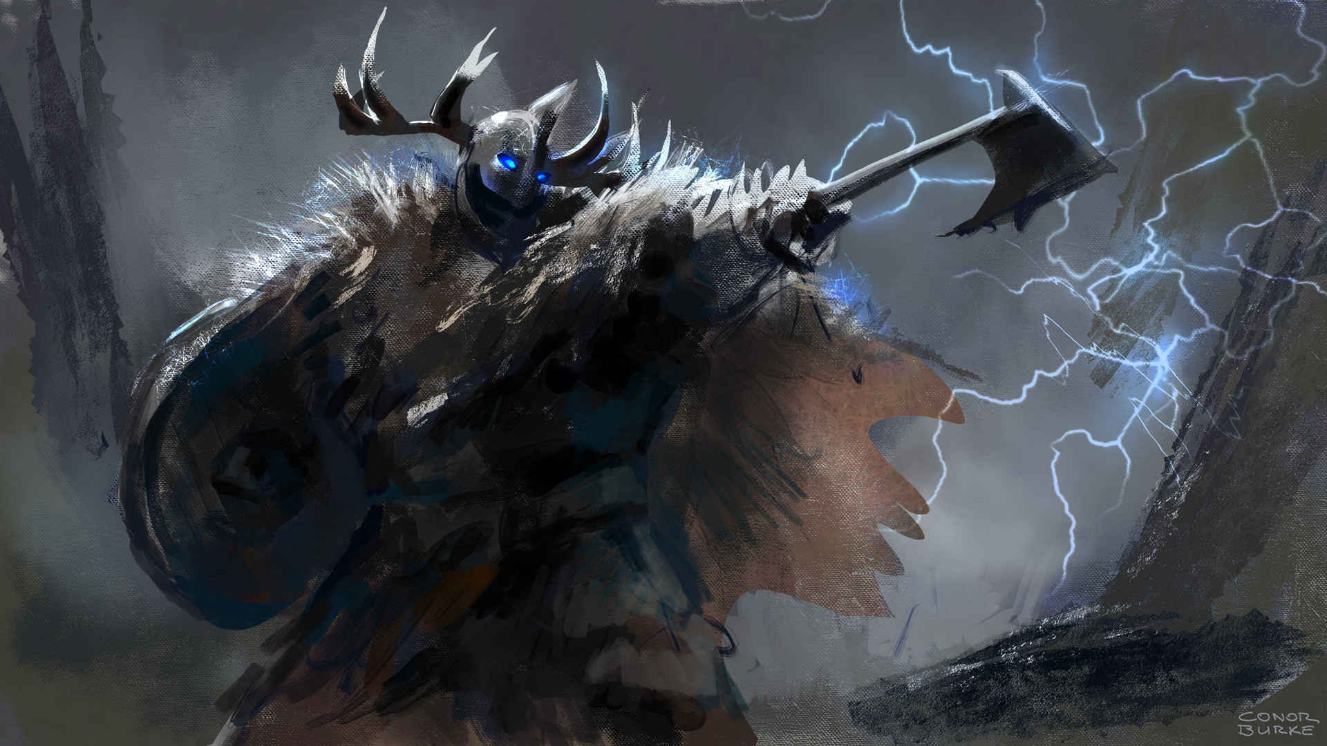 Conor burke stormlord