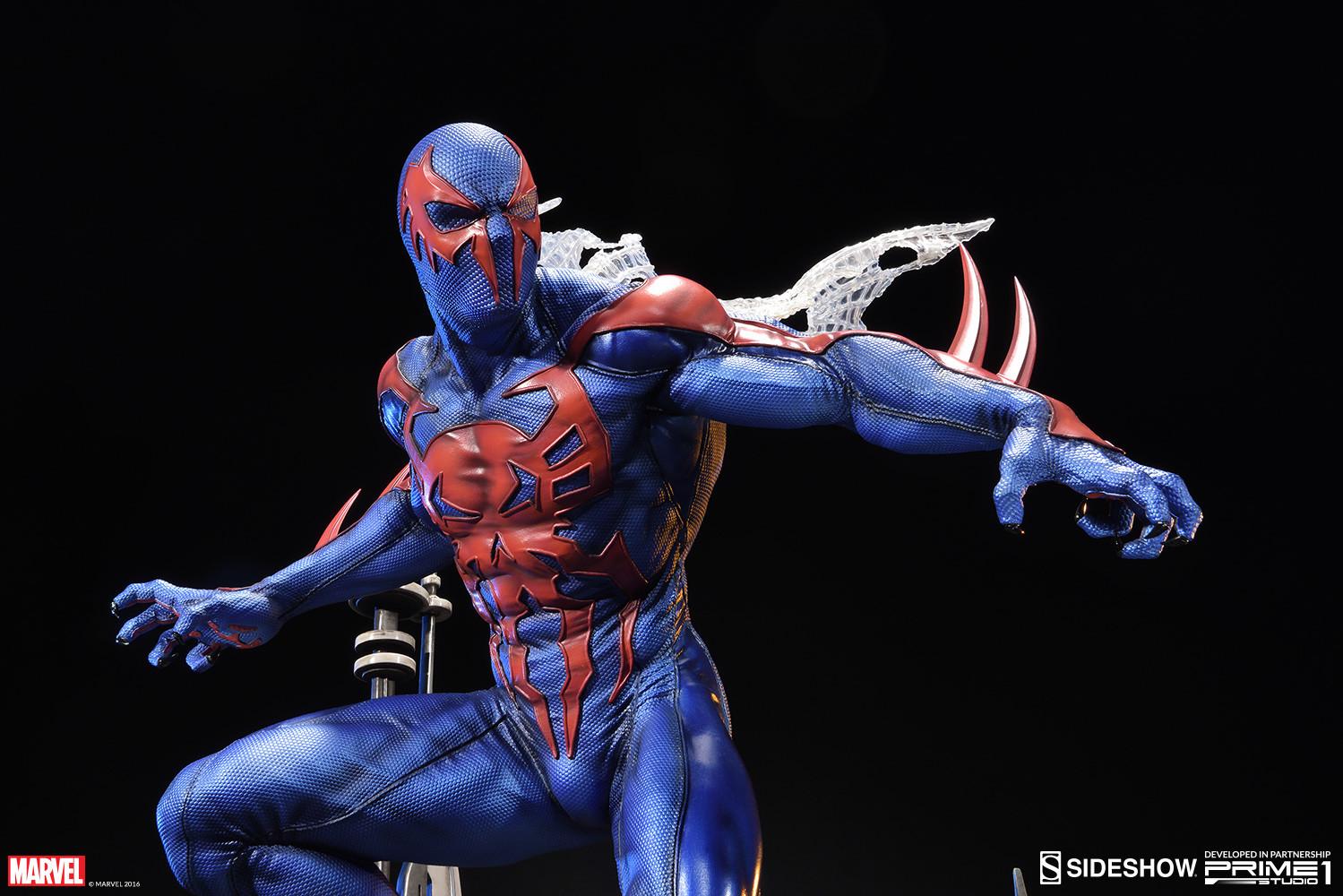 Bernardo yang cruzeiro marvel spider man 2099 staute prime1 300551 07