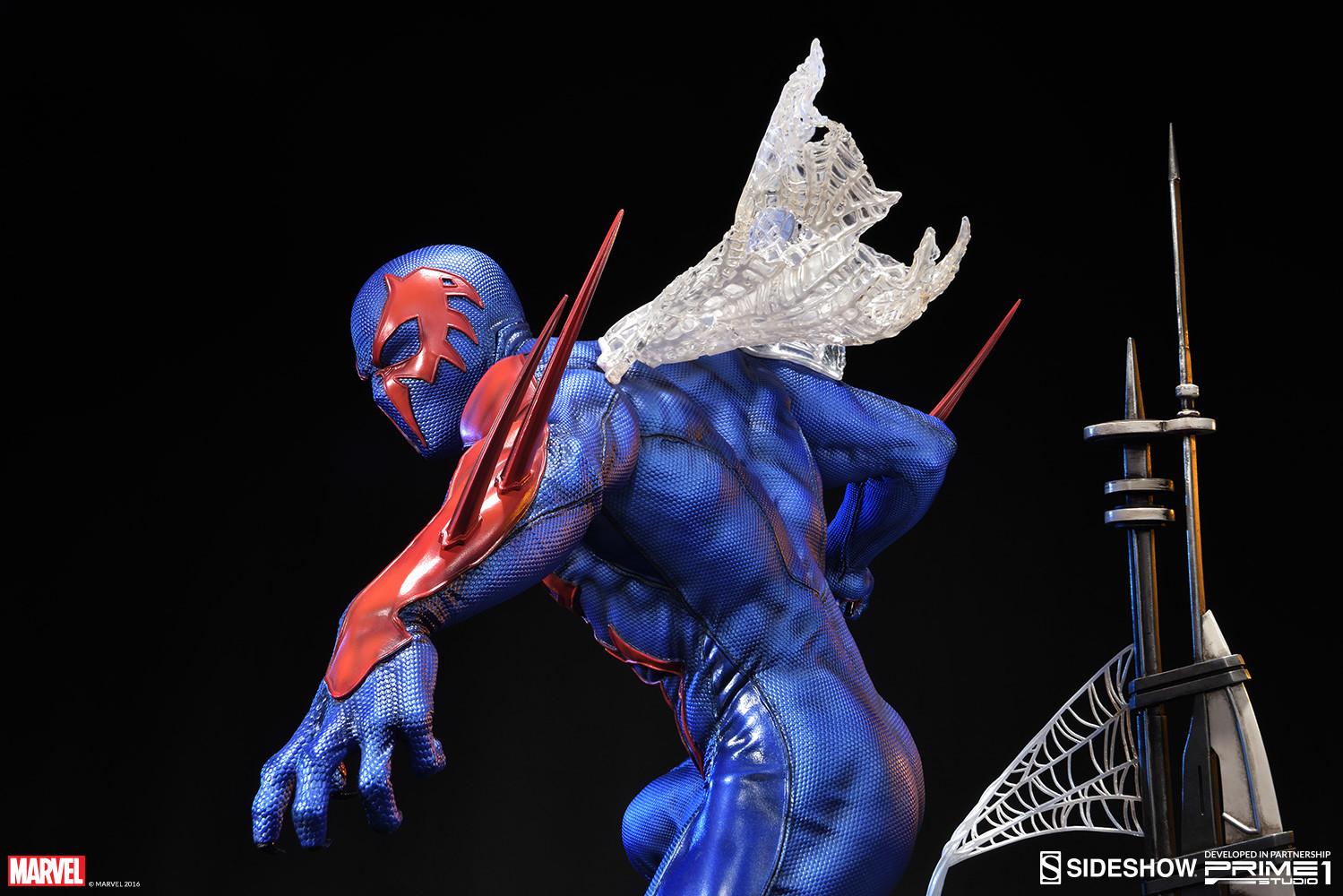 Bernardo yang cruzeiro marvel spider man 2099 staute prime1 300551 08