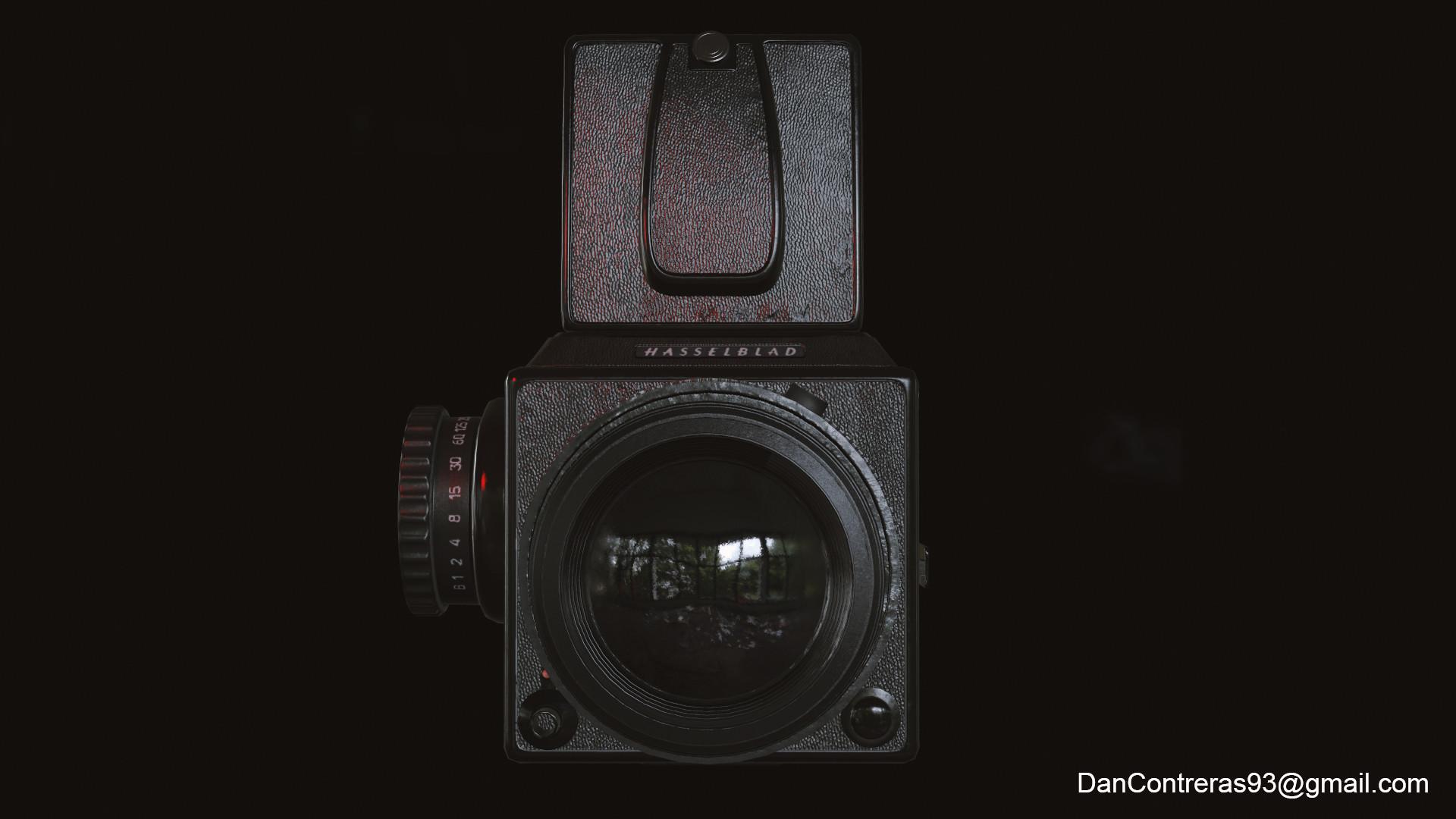 Dan Contreras - Hasselblad 500cm