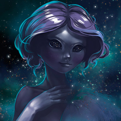 Vera zowadova nebula