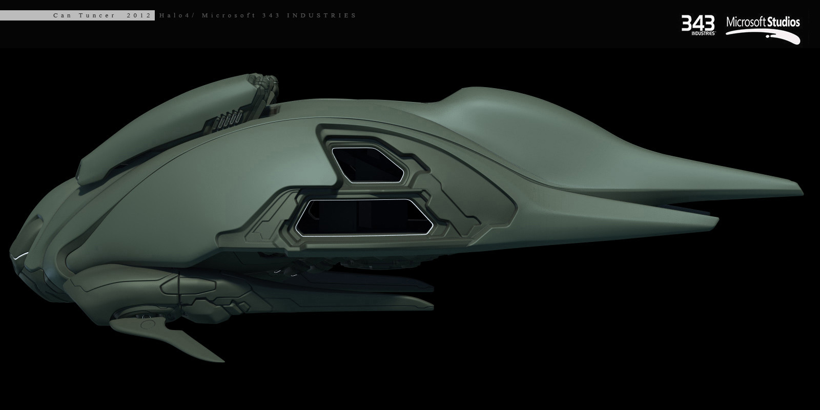 Can Tuncer Halo 4 Lich