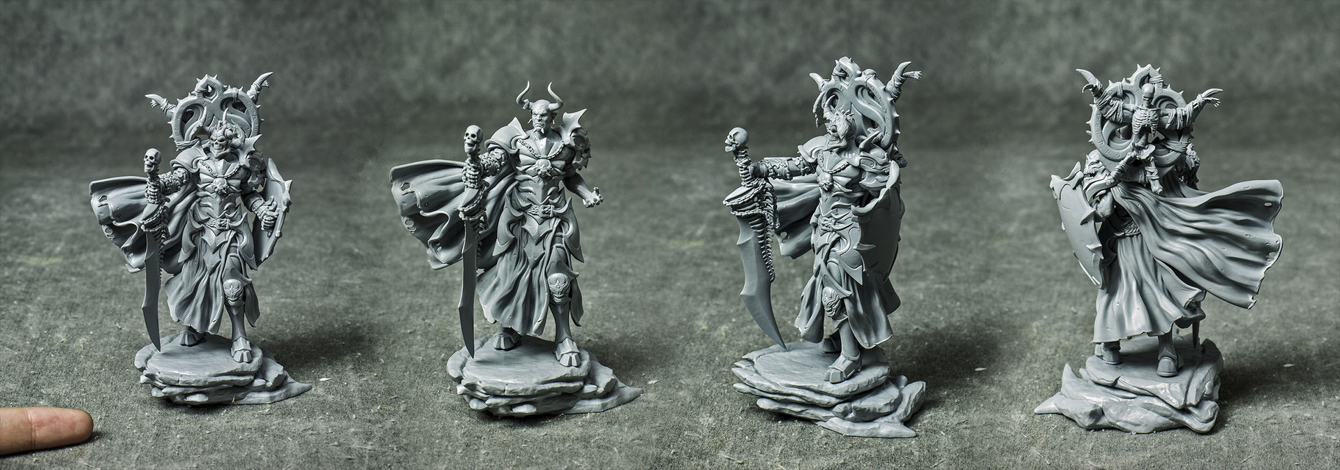Master 3D print