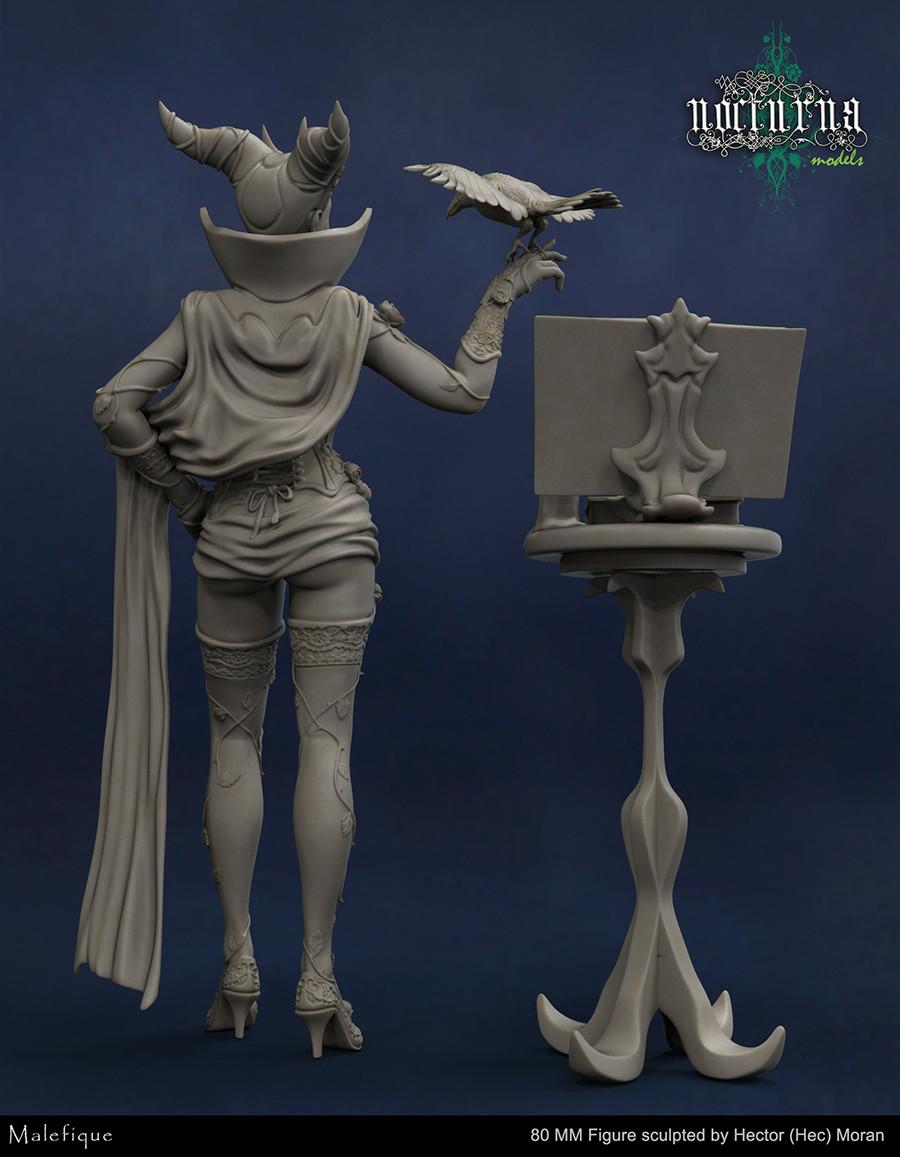 Hector moran hec maleficent 03